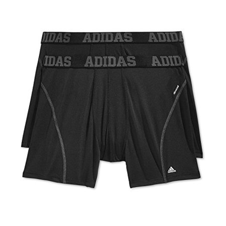 Adidas Men's Sport Performance Climacool Boxer Underwear (2 Or 4 Pack)