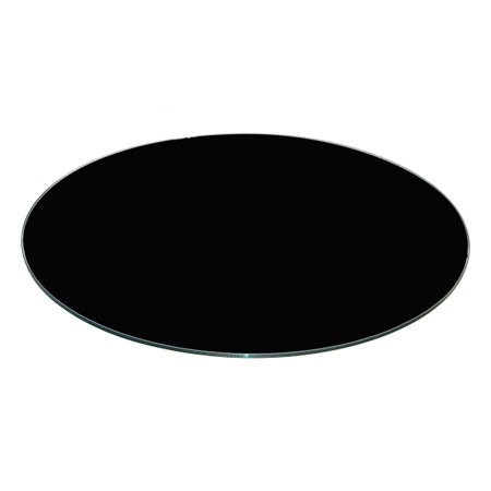Floating Black Glass Tops (Glass Table Top, 20