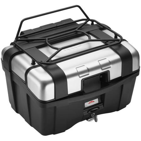 GIVI E120B Metal Top Case Rack for Monokey TRK33N/TRK46N Trekker (Givi Top Case Monokey)
