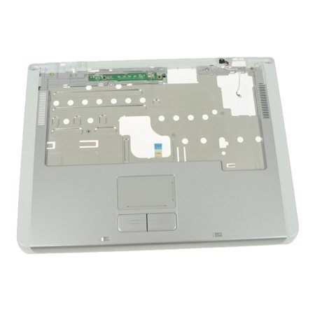 Dell UW957 / XK426 Dell Inspiron 1501 Palm Assembly UW957 Laptop Palmrest Touchpad Assembly - Used Very Good