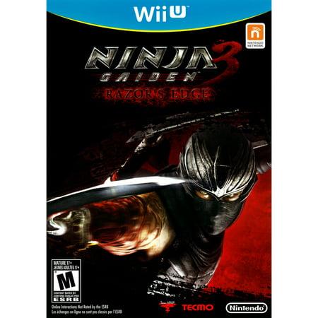 Ninja Gaiden 3: Razor's Edge (Wii U) - Pre-Owned