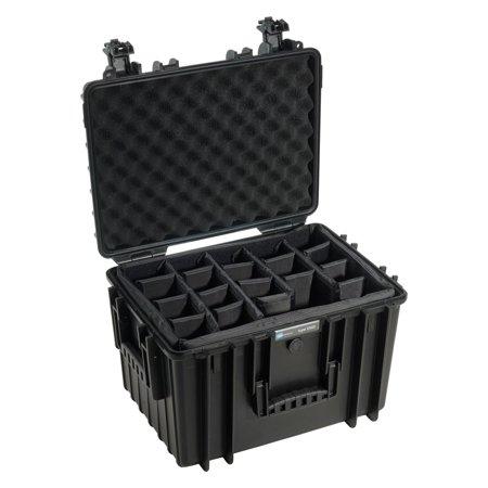 B and W Type 5500 Waterproof Outdoor Storage (Black Box 724 746 5500)