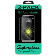 2 Tempered Glass Screen Protector For LG G5