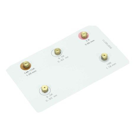316542420 For Frigidaire Range Lp Conversion Kit Replaces 316542418