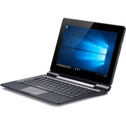 "Double Power DPW10A with WiFi 10"" Touchscreen Tablet PC Featuring Windows 10 Operating System"