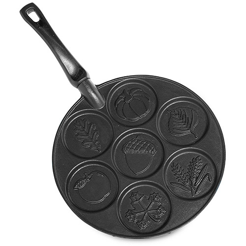 Nordic Ware Autumn Leaves Pancake Pan