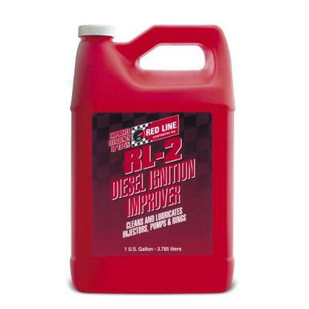 Red Line RL-2 Diesel Ignition Improver Fuel Additive - 1Gallon - l70305 ()