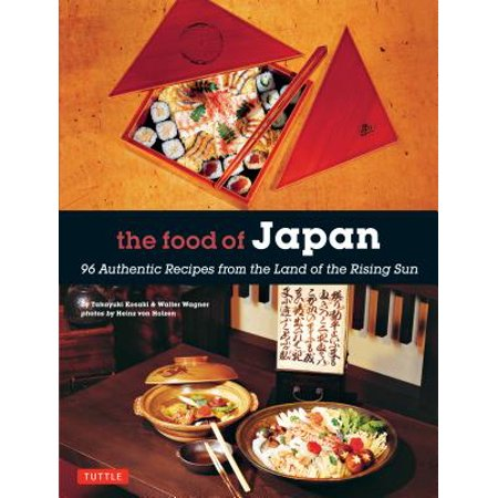 The Food of Japan : 96 Authentic Recipes from the Land of the Rising Sun - Halloween Japanese Food