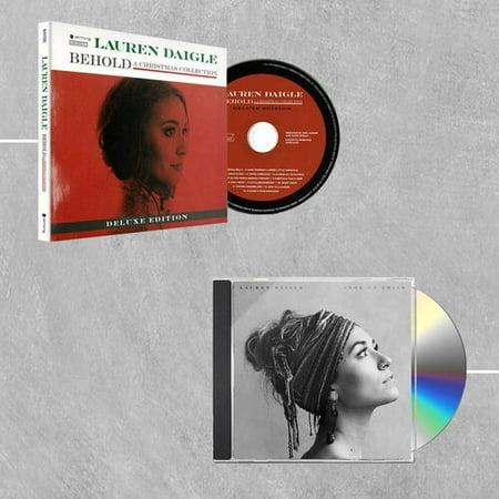 Lauren Daigle Holiday Bundle (Look Up Child + Behold Deluxe) (Walmart Exclusive) ()
