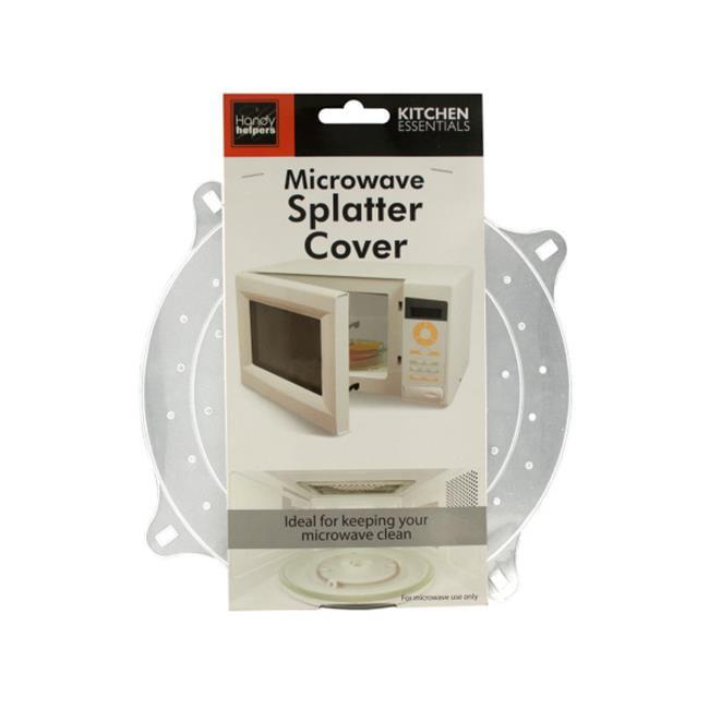 Bulk Buys HB072-72 Microwave Splatter Cover