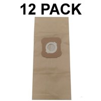 Vacuum Bags for Kirby Micron Magic 197394 12-Pack