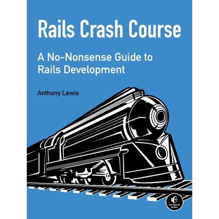 Rails Crash Course - eBook - Crash Rails