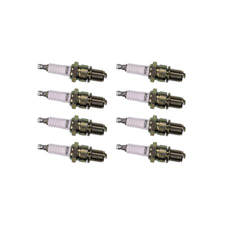 NGK Standard Series Spark Plug YR5 (8 Pack) for GMC K2500 1979-1980 6.6L/400 Gmc K2500 Series
