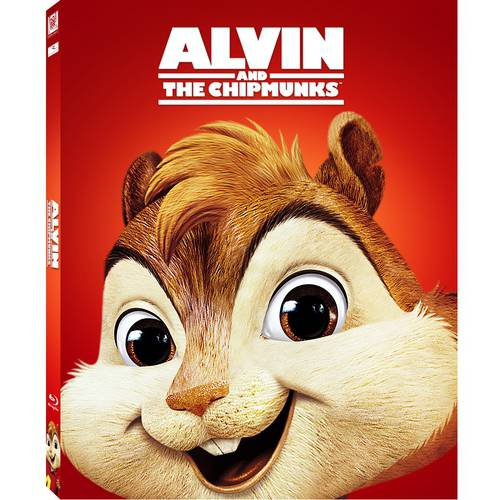 Alvin And The Chipmunks (Blu-ray   DVD) (With INSTAWATCH) (Widescreen)