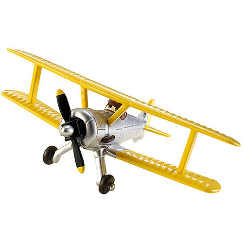 Disney Planes Leadbottom Die-Cast Plane