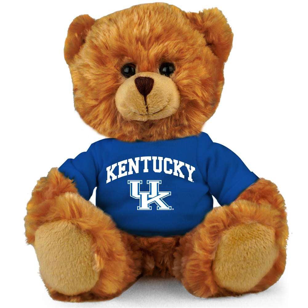 Kentucky Wildcats Stuffed Bear Walmart Com