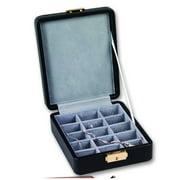 Budd Leather Men's Leather Goods Jewelry Box