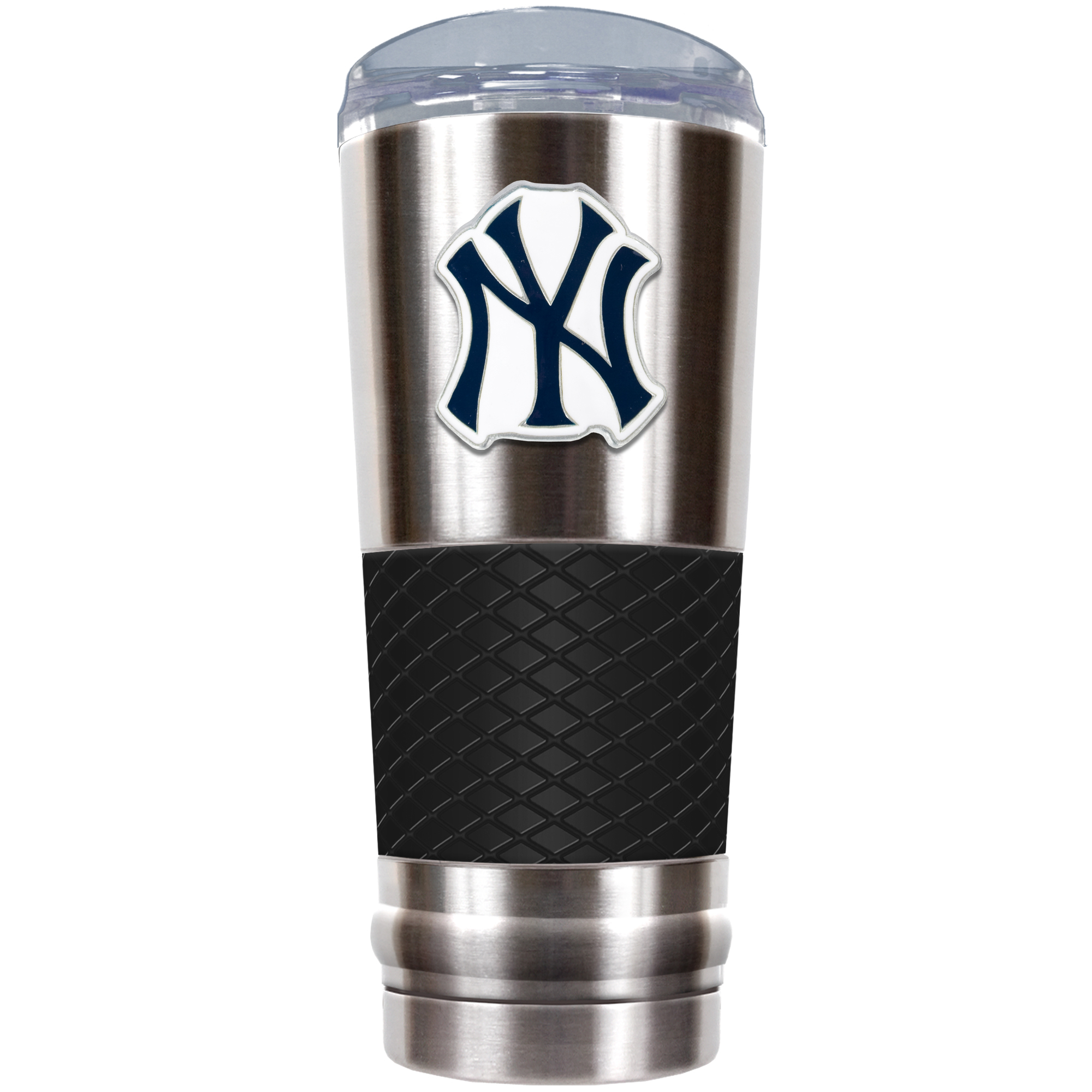 New York Yankees 24oz. Draft Tumbler - Black - No Size