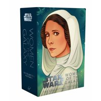 Star Wars: Women of the Galaxy: 100 Collectible Postcards : (Keepsake Box of Cards, Star Wars Fan Gift including Leia and Rey)