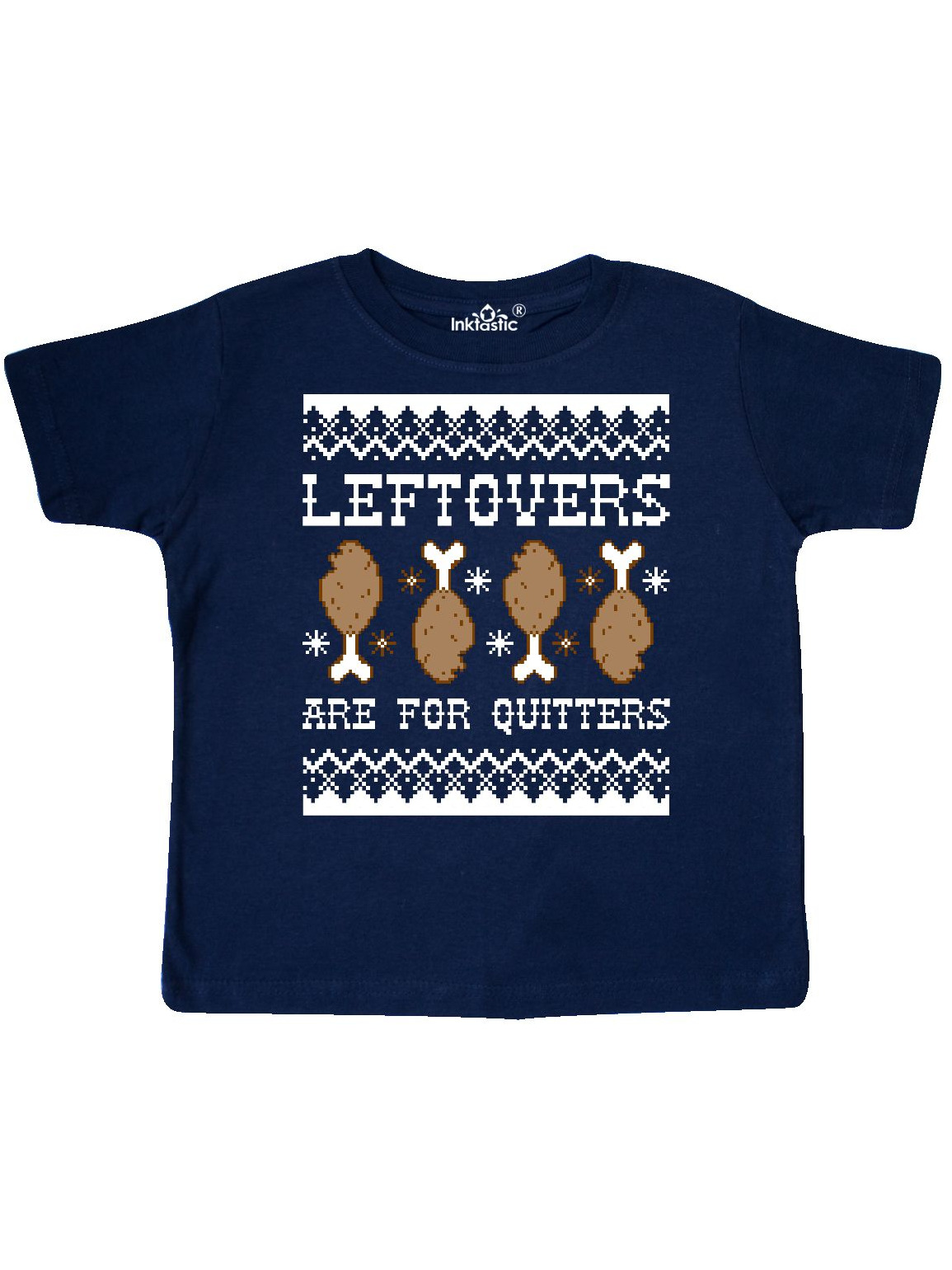 Ugly Leftovers Sweater Toddler T-Shirt