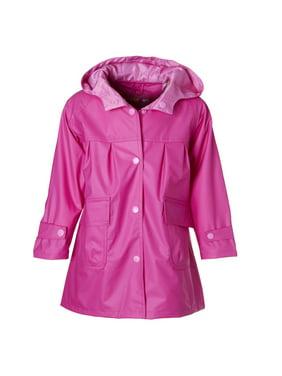 Cherokee Toddler Girl Raincoat Jacket