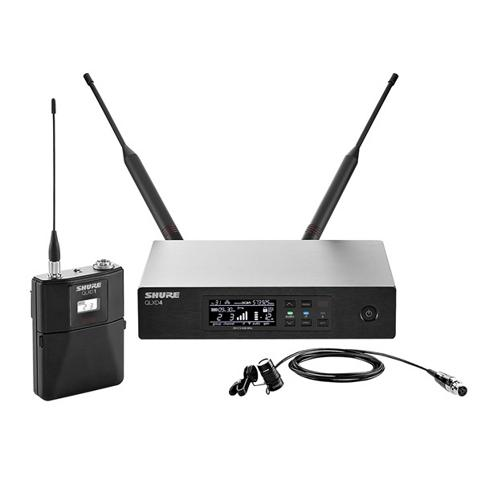 Shure QLXD14 83 Lavalier Wireless Microphone System by Shure