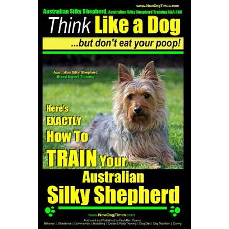 Australian Silky Terrier  Australian Silky Terrier Training Aaa Akc Think Like A Dog But Dont Eat Your Poop  Breed Expert Training  Heres Exactly Ho