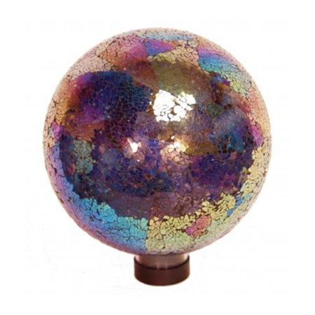 Rsr Industries Rsr8196 Echo Valley 10 In  Arco Iris Mosaic Globe