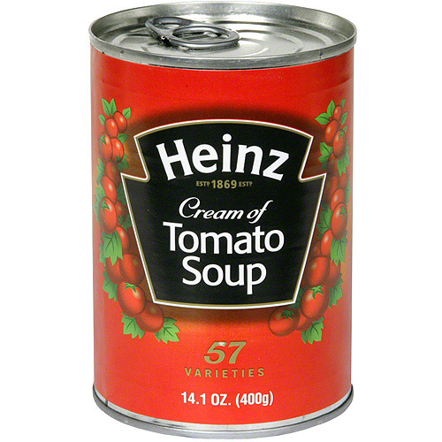 Heinz Cream Of Tomato Soup, 14.1 oz (Pack of 12)