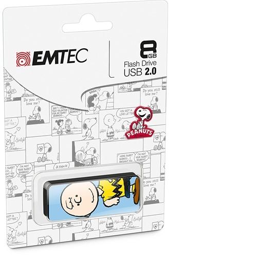Emtec FLASH DRIVE 8GB M700 PEANUTS MIX ECMMD8GM700PN01