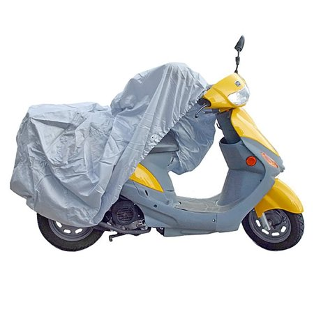 SC-XL Scooter and Moped Cover, Covers and protects a Moped, Vespa, or Scooter from the elements By Rage Powersports From