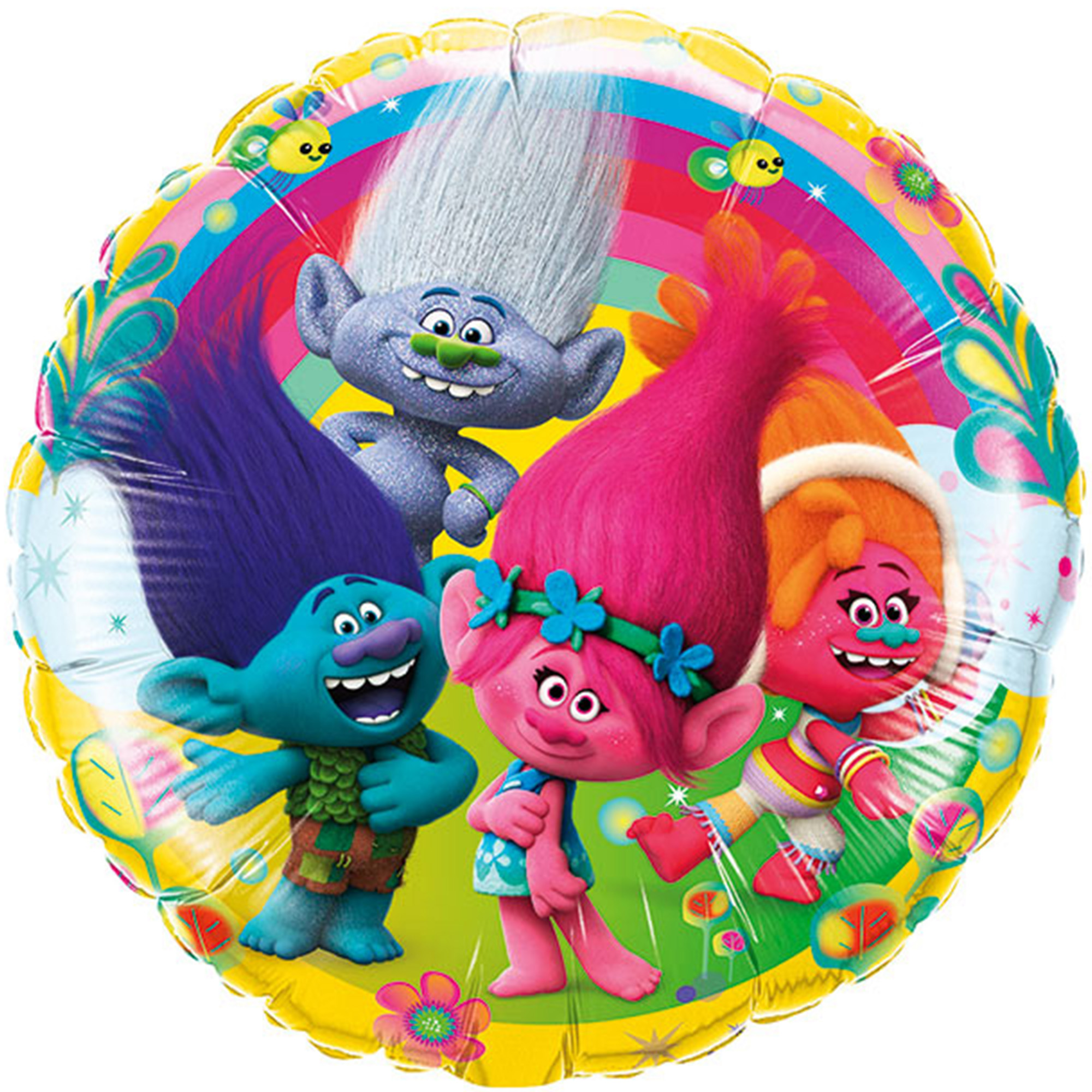 "Trolls Foil Balloon 18""( Each )"