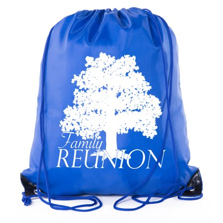 Family Reunion Gift Bags for Family Reunion Favors | Drawstring Bags - Mato & Hash - Drawstring Treat Bags