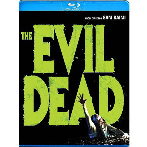 The Evil Dead (Blu-ray) (Widescreen)