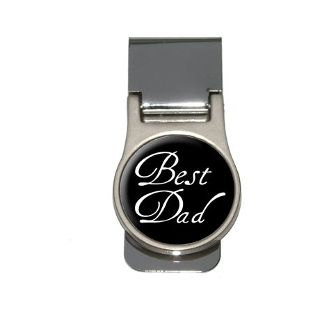 Best Dad Money Clip (Daddy's Money)