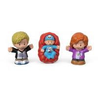 Little People Big Helpers Family Figurines - Light Hair