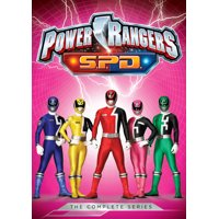 Power Rangers: S.P.D. - The Complete Series (DVD)