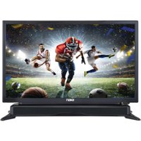 "Naxa Ntd-2460 24"" Class Led Tv With Dvd Player And Built-in Soundbar"