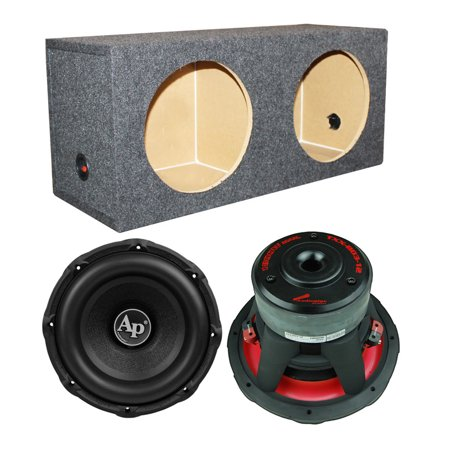 Audiopipe Subwoofers (Audiopipe TXXBD312 1800 Watt Car)