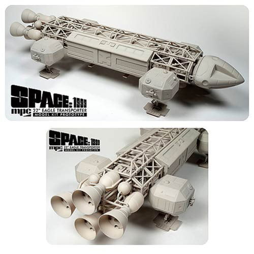 1 48 Space 1999: Eagle Transporter by Round 2