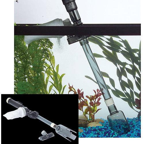 Tom Aquarium Mr. Cleaner Battery Powered Gravel Vacuum