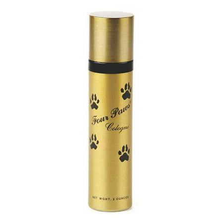 Four Paws Gold Cologne 3 oz