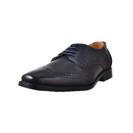 Easy Strider Boys' Wingtip Dress Shoes (Sizes 7 - 8) (Wingtip Shoes)