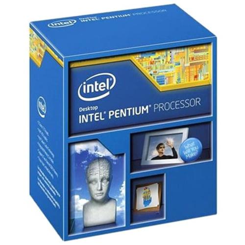Intel Pentium G3260 3.3Ghz 5Gt/S 2X256kb L2/3Mb L3 Socket 1150 Dual-Core W/Fan