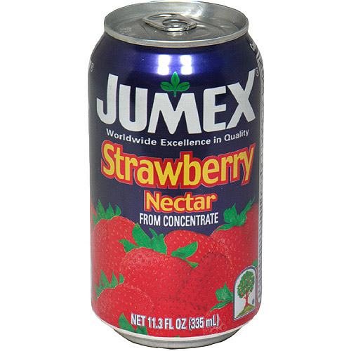 Jumex Strawberry Nectar, 11.3 oz (Pack of 24)
