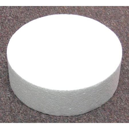 4 Inch Round Polystyrene Cake Dummy 4