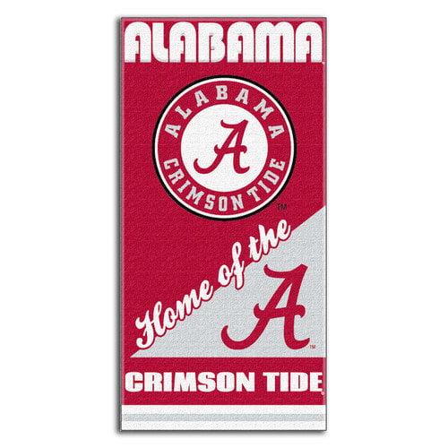 Northwest Co. College NCAA Alabama Beach Towel