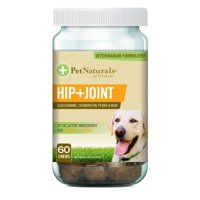 Pet Naturals of Vermont Hip and Joint Soft Chews for Dogs, 60 Chews