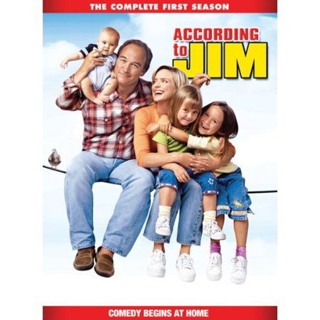 According to Jim: The Complete First Season (DVD) (M Jim)