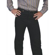 Scully RW040-BLK-31 Mens Rangewear Frontier Pant, Black, Size 31